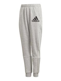 adidas-boys-badge-of-sport-pants-medium-grey-heather
