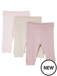 river-island-baby-girls-multi-pack-basic-legging-pink
