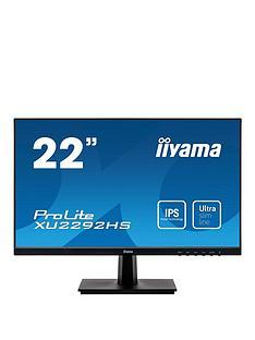 iiyama-prolite-xu2292hs-b1-22-ips-full-hd-ultra-slim-bezel-hdmi
