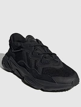 adidas-originals-ozweego-shoesnbsp--blackblack