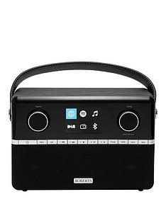 roberts-stream94ibk-smart-radio-with-fmdabdabbluetoothinternet-radiomusic-playerspotify
