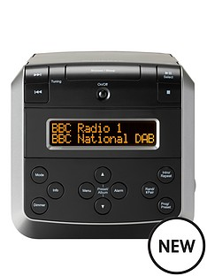 roberts-sound48bk-dabdabfm-stereo-clock-radio-with-cd-bluetooth-usb-playbackcharging