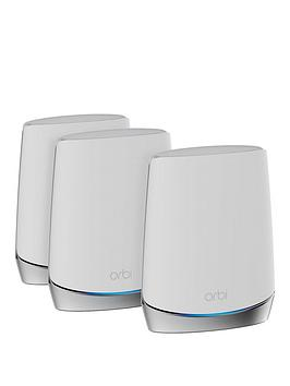 netgear-orbinbspwifi-6-mesh-system-ax4200-rbk753--wifi-6-router-with-2-satellites-extenders