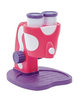 learning-resources-geosafari-jr-my-first-microscope-pink