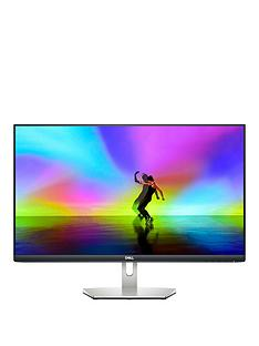 dell-s2721h-27in-full-hd-ips-4ms-75hz-amd-freesync-monitor-with-built-in-speakers-silver