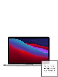 apple-macbook-pro-m1-2020-13-inchnbspwith-8-core-cpu-and-8-core-gpu-512gb-storage-with-optionalnbspmicrosoft-365-familynbsp1-yearnbsp--silver