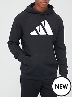adidas-future-iconsnbsphoodie-black