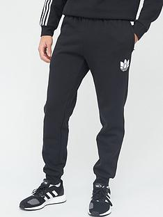 adidas-originals-3d-trefoil-sweat-pants-black
