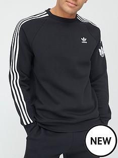 adidas-originals-3d-trefoil-3-stripe-crew-neck-sweat-black