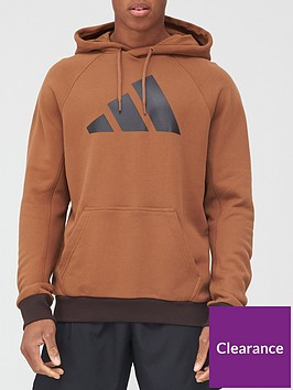 adidas-future-icons-hoodie-brown
