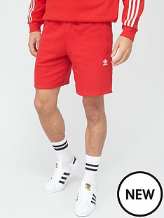 adidas-originals-essential-shorts-red