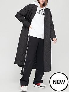 hugo-long-quilted-coat-black