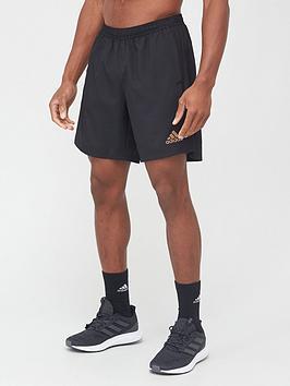 adidas-own-the-run-short-black