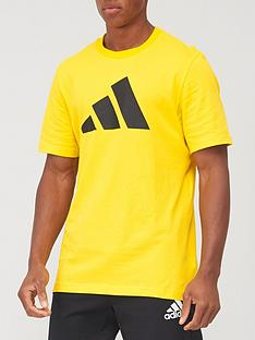 adidas-bos-fl-t-shirt-yellow