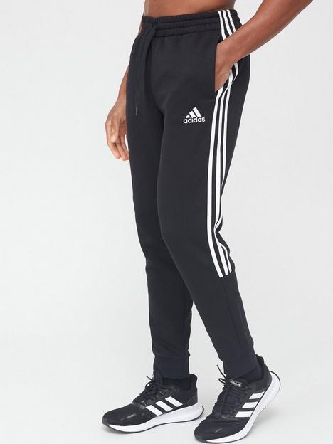 adidas-cut-3-stripe-pant-black