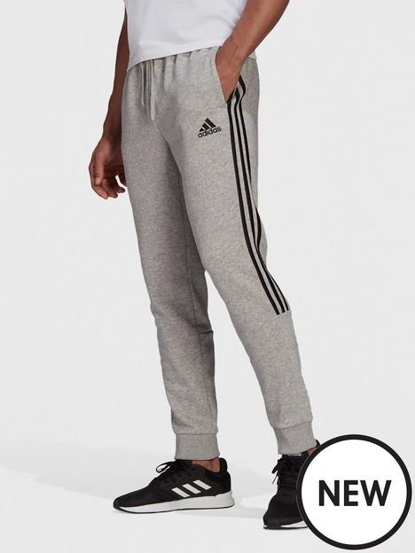 adidas-cut-3-stripe-sweatnbsppantsnbsp--medium-grey-heather