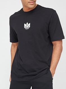 adidas-originals-3dnbsptrefoil-t-shirt-black