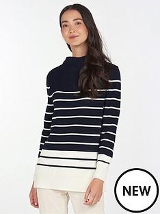 barbour-stripe-guernsey-knit-sweaternbsp--navy
