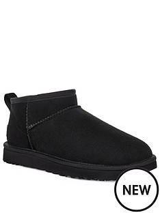 ugg-classic-ultra-mini-ankle-boot-black