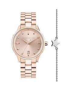 amanda-walker-amanda-walker-amelia-rose-gold-date-dial-rose-gold-stainless-steel-bracelet-ladies-watch-and-star-bracelet-gift-set