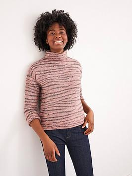 white-stuff-animal-stripe-jumper-pink