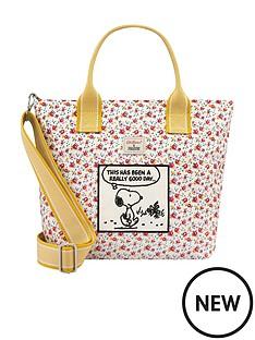 cath-kidston-cath-kidston-snoopy-casual-brampton-small-tote-bag