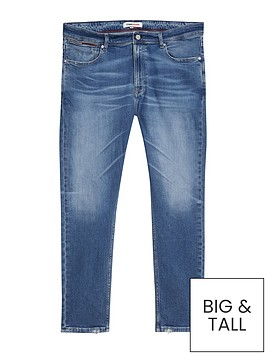 tommy-jeans-big-amp-tallnbspskinny-fit-jeans-denim