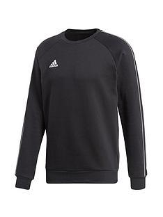 adidas-core-18-sweat-top-black