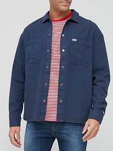 tommy-jeans-lightweight-twill-overshirt-navy