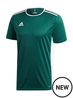 adidas-entrada-18-training-tee-green