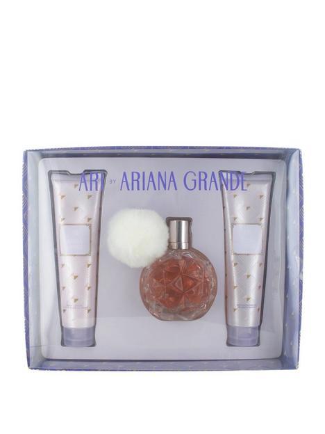 ariana-grande-ari-100ml-eau-de-parfum-100ml-body-lotion-100ml-bath-amp-shower-gel-gift-set