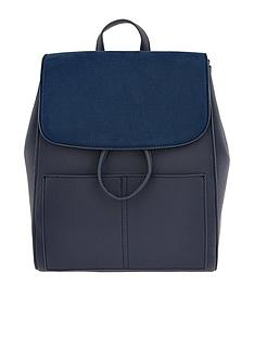 monsoon-paxton-pocket-backpack-navy
