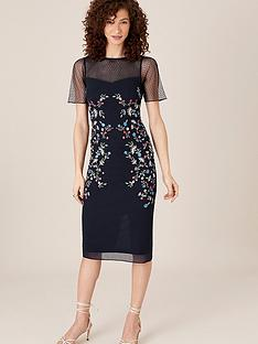 monsoon-eva-sustainable-embroidered-shift-dress-navynbsp