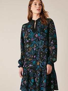 monsoon-short-dress-floral