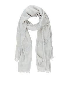 monsoon-sequin-occasion-scarf-ivory