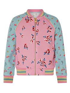 monsoon-girls-sequin-horse-ditsy-print-bomber-jacket-blue