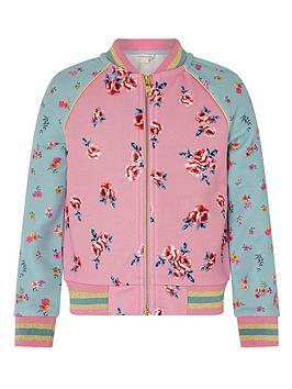monsoon-girls-sequin-horse-ditsy-print-bomber-jacket-blue