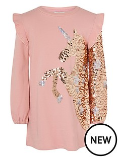 monsoon-girls-sew-sequin-unicorn-sleeve-tunic-pink