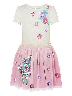 monsoon-girls-disco-floral-unicorn-dress-oatmeal