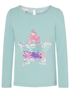 monsoon-girls-sew-sequin-star-long-sleeve-top-aqua