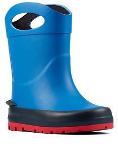 clarks-mudder-dash-toddler-wellington-boots-blue