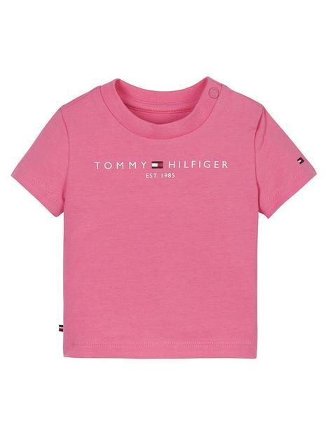 tommy-hilfiger-baby-essential-t-shirt-pink
