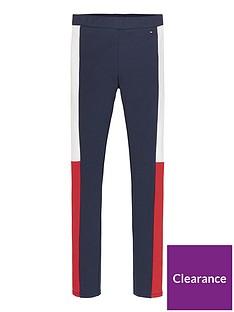 tommy-hilfiger-girls-colourblock-legging-navy