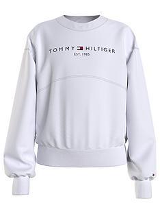 tommy-hilfiger-girls-essential-sweatshirt-grey