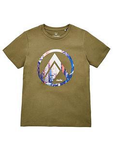 jack-jones-junior-boys-circle-print-short-sleeve-t-shirt-dusty-olive