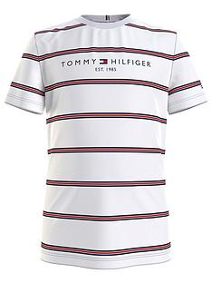tommy-hilfiger-boys-essential-stripe-short-sleeve-t-shirt-white