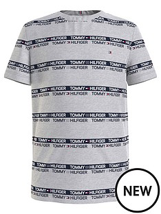 tommy-hilfiger-boys-printed-tape-short-sleeve-t-shirt-grey