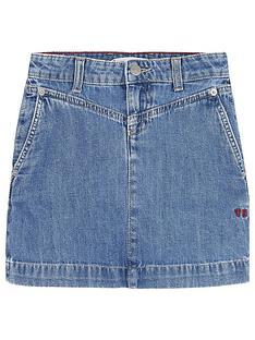 tommy-hilfiger-girls-denim-skirt-mid-blue