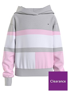 tommy-hilfiger-girls-colourblock-hoodie-grey