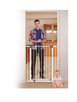 dreambaby-liberty-xtra-tall-gate-75-81cm-wide-height-93cm-white